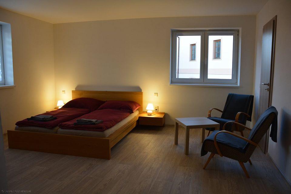 Ubytování v Telči